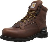 "Carhartt Men's CMW6285 6"" Lacetotoe Steel Toe Work Boot"