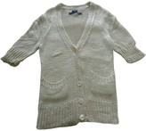 Ralph Lauren Beige Silk Knitwear
