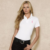 Ralph Lauren Pink Pony Pink Pony Skinny-Fit Polo