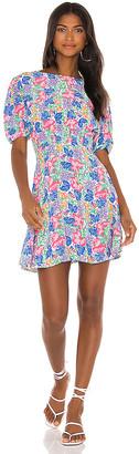 Faithfull The Brand Sidonie Mini Dress