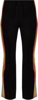 Etoile Isabel Marant Dobbs side-striped track pants