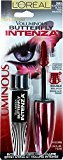 L'Oreal Voluminous Butterfly Intenza Mascara , 379 Black, 0.25 Fluid Ounce