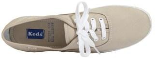 Keds 'Champion' Canvas Sneaker (Women)