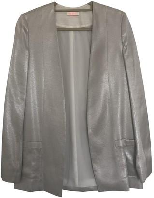Sass & Bide Silver Viscose Jackets