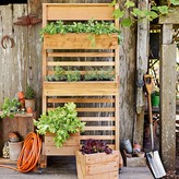 Williams-Sonoma Williams Sonoma Vertical GRO System with Casters