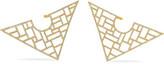 Amrapali 18-karat Gold Diamond Earrings - one size