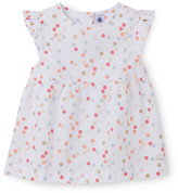 Petit Bateau Girls print blouse