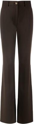 Nanushka Long Straight-Leg Jeans