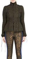 Haider Ackermann Peplum Long Sleeve Sweater