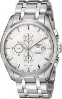 Tissot Men's T0356271103100 Couturier Analog Display Swiss Automatic Watch