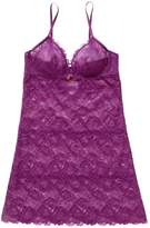 Blush Lingerie Women's All Over Lace Chemise