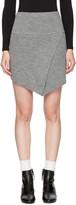 Etoile Isabel Marant Grey Blithe Miniskirt