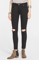 Free People Women's Destroyed Jeans