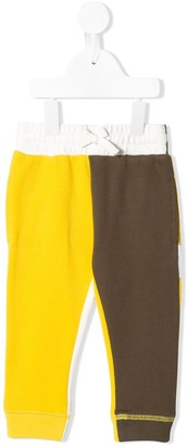 Stella Mccartney Kids Colour-Block Track Pants