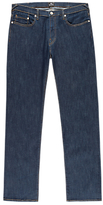 Ps By Paul Smith Super Stretch Tapered Jeans, Blue Rinse