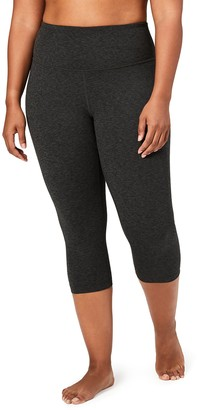 "Core Products Amazon Brand - Core 10 Women's Spectrum Yoga High Waist Capri Legging - 19"""