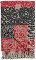 Christian Lacroix Paseo Stripes Throw - Blood