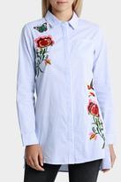 Glamorous Embroidered Shirt