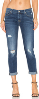 7 For All Mankind Josefina Distressed Boyfriend