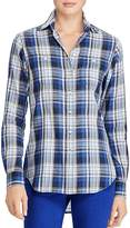Lauren Ralph Lauren Plaid Utility Shirt