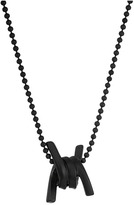 DSQUARED2 Babe Wire Necklace Necklace