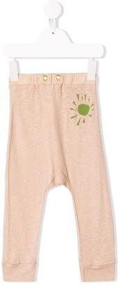 Raspberry Plum Sunshine leggings