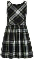 Polo Ralph Lauren FIT AND FLRE DRESSES Day dress gordon tartan