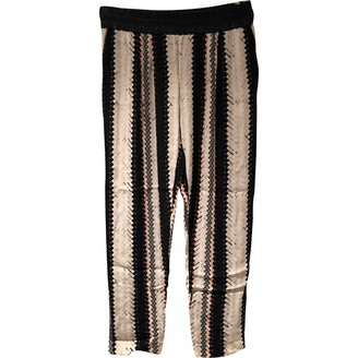 Sass & Bide Multicolour Trousers for Women
