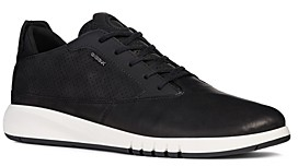 Geox Men's Aerantis Lace-Up Sneakers