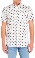 Love Moschino Short Sleeve Peace Sign Shirt