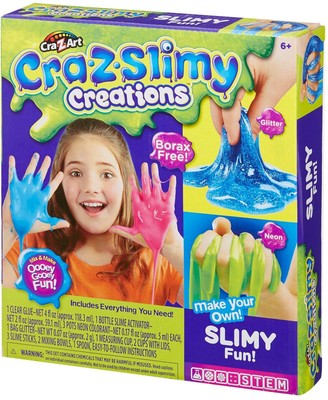 Cra Z Art Cra-Z-Slimy Creations Slimy Fun Slime Kit
