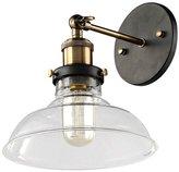 AIDELAI Retro Wall Lamp Edison Lamp Glass Material Retro Interior Wall Lamp Guest Room Balcony LED Lamp