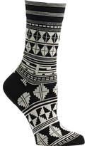 Ozone Women's Tribal Elements Crew Socks (2 Pairs)