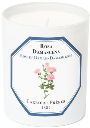 Carriere Freres Scented Candle Damask Rose - Rosa Damascena 185 g
