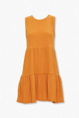 Forever 21 Tiered Sleeveless Dress