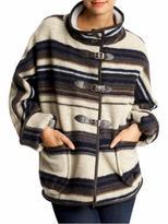 Blanket Wool Coat