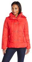 Big Chill Women's Short Puffer Jacket