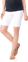 Motherhood Secret Fit Belly Twill Maternity Bermuda Shorts