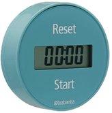 Brabantia Magnetic Digital Kitchen Timer - Mint
