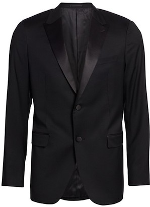 Theory Wellar Hamburg Tuxedo Jacket