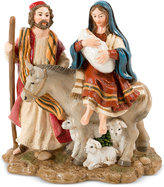 Fitz & Floyd The Journey Musical, Holy Night Collectible Figurine