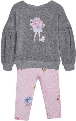 Lapin House Sweatshirt And Trousers Set