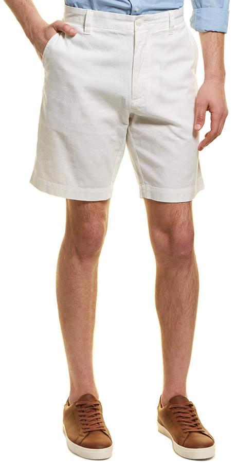 Grayers Linen-Blend Stretch Short
