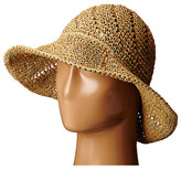 Lauren Ralph Lauren Paper Straw Sunwashed Dockside Cloche