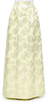 Erin Fetherston Floral Jacquard Ball Skirt