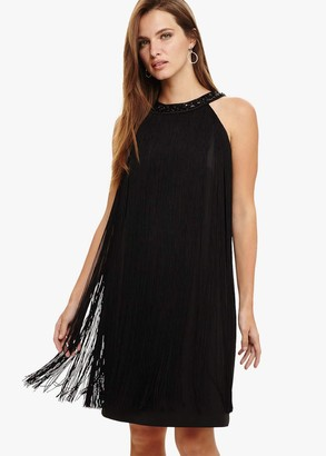 Phase Eight Katie Fringe Dress