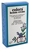 Colora Henna Creme, Black, 2 Ounce