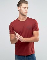Jack and Jones T-Shirt with Small Logo Chest Print