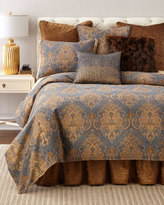 Isabella Collection King Lantana Duvet Cover