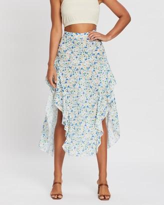 Atmos & Here Zinniz Maxi Skirt